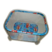 "Манеж Kinder box (Киндер Бокс) ""Тачки"""