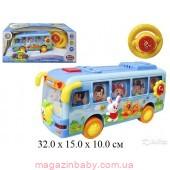 Развивающая игрушка Танцующий школьный автобус 7341