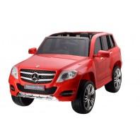 Электромобиль T-798 Mercedes GLK300 RED джип на р.у.