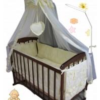 Балдахин + держатель на детскую кроватку.