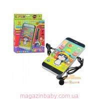 Детский телефон JD 301 B смартфон Кот Том