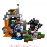 "Конструктор майнкрафт ""Minecraft"" 10174"