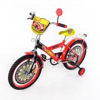 Велосипед TILLY Автогонщик 18 T-21824 red + black