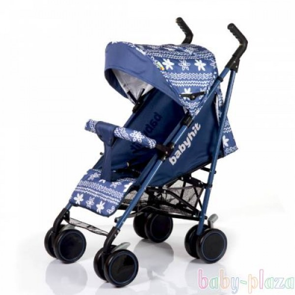 Коляска трость Babyhit Lucky dark blue