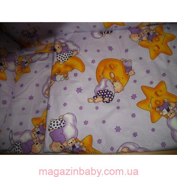 Как сшить постельный комплект в кроватку фото 833