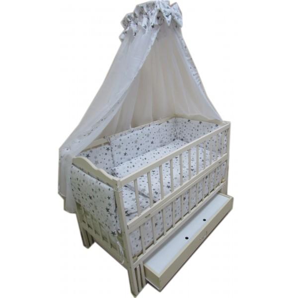 Акция!!! Детская кроватка маятник Малыш+ на подшипниках. Отличное качество.